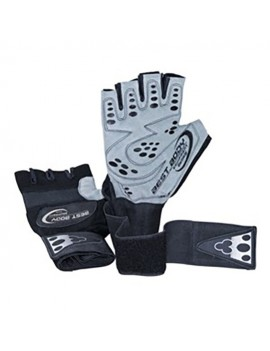 Best Body Nutrition Top grip gloves Fitness gloves with bandage