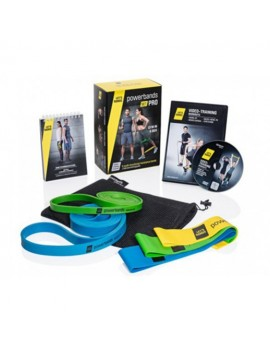 Let's Bands Powerbands SET PRO Trainingsband Theraband Gymnastikband