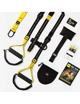 TRX HOME Schlingentrainer Suspensiontrainer Functionaltraining Fitness