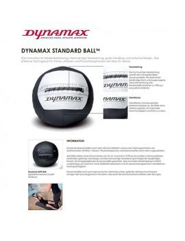 Standard Ball 2kg - 10kg _ Dynamax