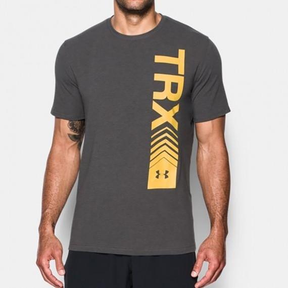 TRX Männer T-Shirt TRX® Logo Schwarz