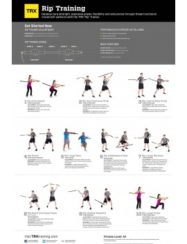 TRX Rip Training Poster