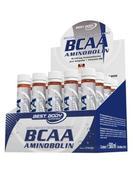 Best Body Nutrition BCAA Aminobolin 20 x 25 ml ampoules