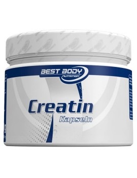 Best Body Nutrition Creatine Capsules, 200 pieces in a can