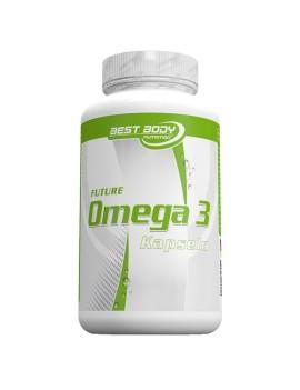 Best Body Nutrition Future Omega 3 huile de poisson, boîte de 120 capsules