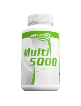 Best Body Nutrition Multi 5000, 100 capsules can