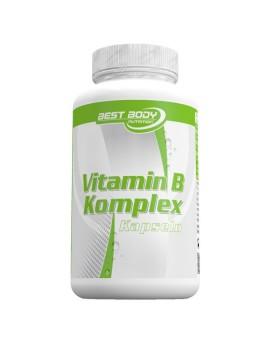 Best Body Nutrition Vitamin B Complex, boîte de 100 capsules