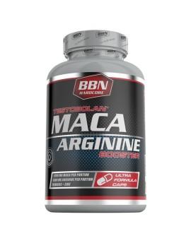 BBN Hardcore - Testobolan Maca Booster, 100 Kapseln