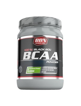 BBN Hardcore - BCAA Black Bol Powder, 450g can