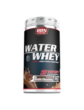 BBN Hardcore - Water Whey Protein, 500g can
