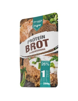 Fit4Day - Protein Bread, 8 x 250g bags of baking mix