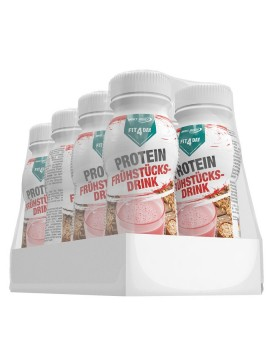 Fit4Day - protein breakfast drink, 8x250ml bottles