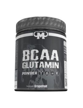 Mammut - BCAA Glutamin Powder, 450g Dose, Grapefruit