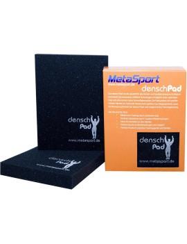 MetaSport - Coussinets de préhension Fitness Grid Pads 20 mm