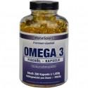 MetaSport - Omega 3, 200 capsules