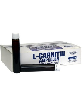 MetaSport - L-Carnitin Liquid, 20 x 25 ml Ampullen