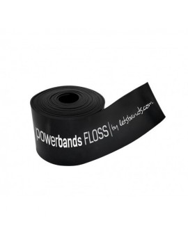 Let's Bands Powerband FLOSS Trainingsband Theraband Gymnastikband