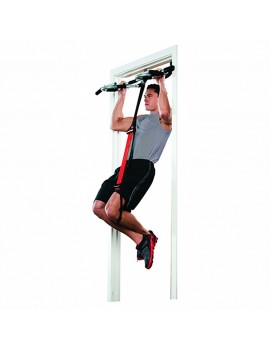 Iron Gym Pull Up Boost für Klimmzugstange Reckstange Türstange