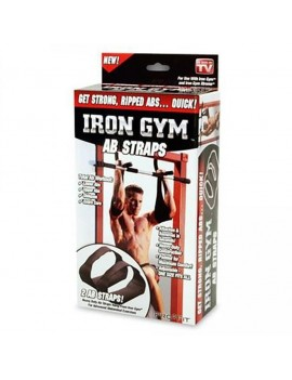 Iron Gym Ab Straps Wrist straps for ab trainers