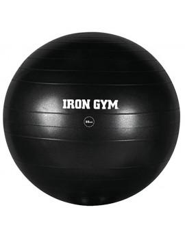 Iron Gym Exercise Ball 55cm Gymnastikball Fitnessball Sitzball + Pumpe