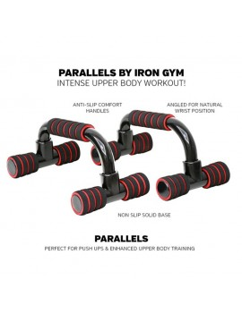 Iron Gym Parallels - Liegestützgriffe
