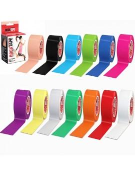 RockTape Standard Tape 5cmx5m Uni Kinesiologie Tape Physiotape