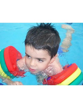 BECO Delphin swimming disks for children and babies