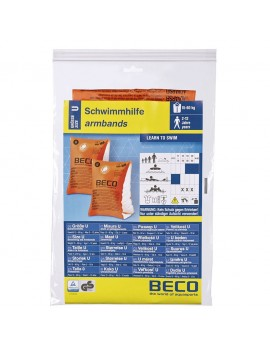 BECO Standard Arm Rings, swimming aid for children 15-60 kg, size. U