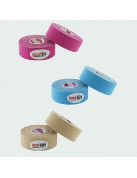 RockTape 2x Fingertape je 2,5cm x 5m Uni Kinesiologie Tape Physiotape