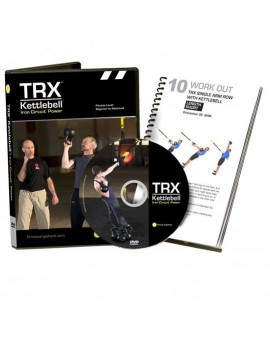 DVD TRX Kettlebell: Iron Circuit Power