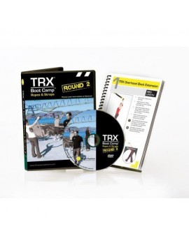 TRX DVD Boot Camp Ropes and Straps Teil 2