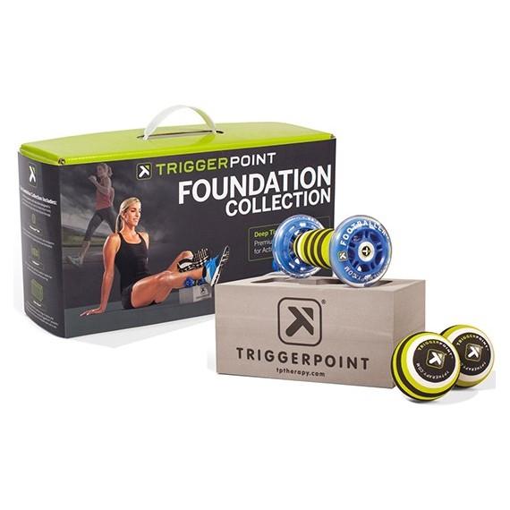 Trigger Point Foundation Kit Myofascialen Selbstmassage REHA THERAPIE