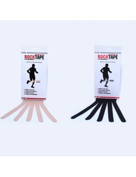 RockTape Ödemstrips (Pre-Cut) Uni Kinesiologie Sporttape Physiotape