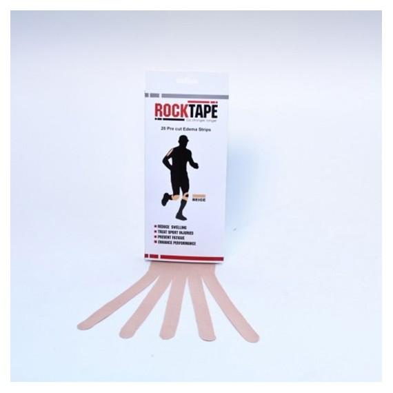 RockTape Ödemstrips (Pre-Cut) Uni Beige