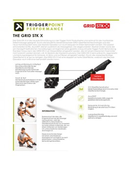 GRID STK X - Trigger Point