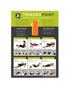 Trigger Point GRID - Übungsposter