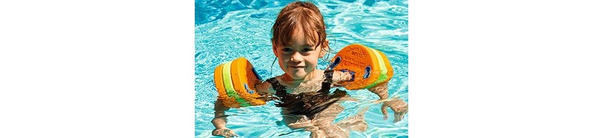 Badespaß für Kinder